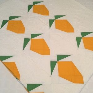 Other - 1940's Vintage Antique Pineapple Quilt